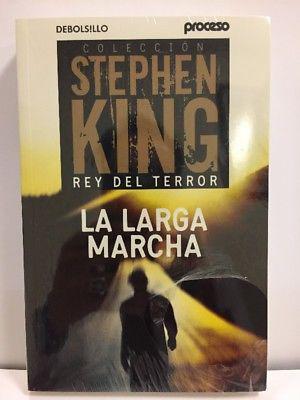 LA LARGA MARCHA, STEPHEN KING.