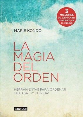 MAGIA DEL ORDEN, LA KONDO, MARIE SIGMARLIBROS