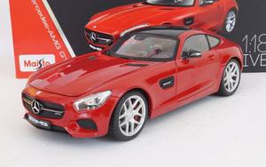 Mercedes Benz Amg Gt Escala 1:18 Maisto Exclusive