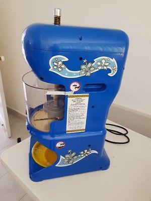Máquina para hacer raspados