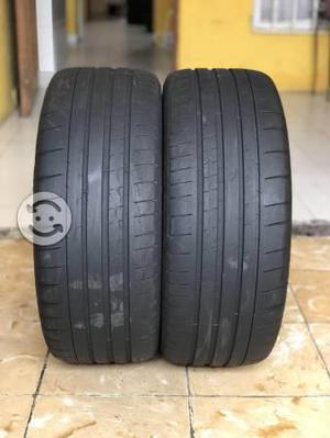 Par de llantas 225/45r17 Michelin