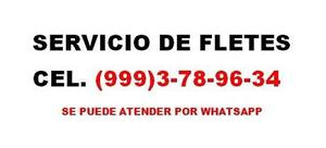 SERVICIO DE FLETES