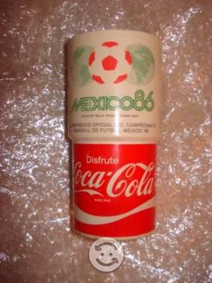 Vaso Coca Cola Mundial Mexico 86