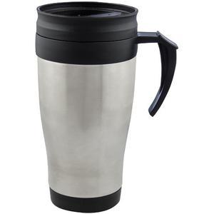Termo Para Cafe 400 Ml Interior Plastico Promocion