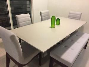 Venta de sala y comedor contemporáneo