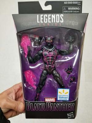 Black Panther T'challa Black Hero Marvel Legends cm