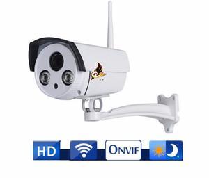 Camara Ip Wifi Video Vigilancia X Internet 720p Con 8gb