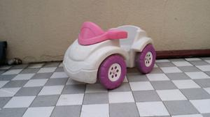 Carrito de pedales para niños step 2 little tikes carro de