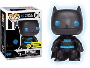 Funko Pop Batman Justice League Entertainment Earth Glow