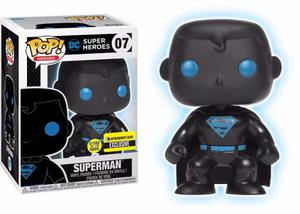 Funko Pop Superman Justice League Entertainment Glow (1)