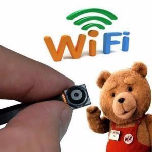 Mini Camara Espia Wifi Full Hd Vision Android Iphone Video