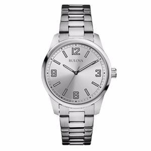 Reloj Bulova Corporate Acero Inoxidable Para Hombre 96a154