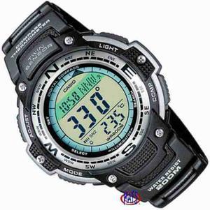 Reloj Casio Sgw100 Brujula Termomentro Alarma 200m Original