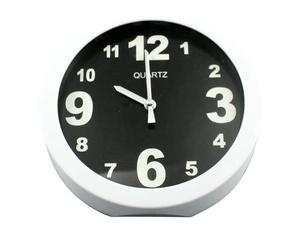 Reloj De Pared Espia Hd 8gb Microfono Control Remoto