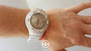 Reloj swatch aluminio nuevo ironi scuba 200m nuevo