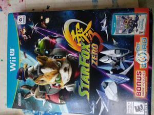 StarFox Zero para Wii U nuevo sellado