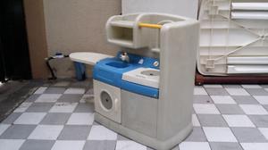 Centro de lavado de juguete para niños step 2 little tikes