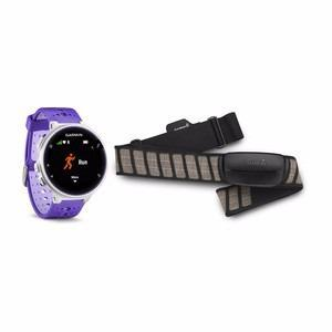 Garmin Forerunner 230 Púrpura Bundle Mountravel