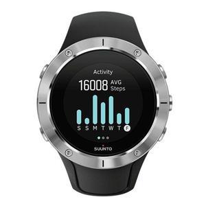 Reloj Multifuncional Deportivo Spartan Tw Black Suunto