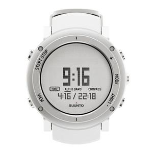 Reloj Multifuncional Supervicencia Core Premium White Suunto