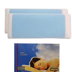 Almohada Paradise Memory Foam Gel King Size Al 2 X 1