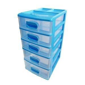 Cajonera Organizador Mueble De Plástico