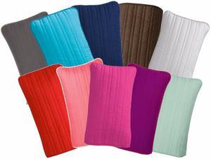 Funda Para Almohada Basic Estandar Varios Colores Vianney