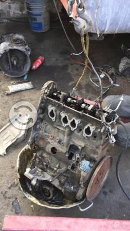 Motor nuevo recién reparado Chevy 1.6 garantía