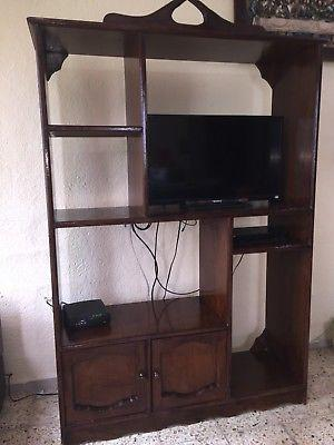 Mueble de madera para tv!
