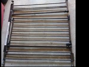 Puerta de seguridad, 92 cm de alto, ancho de 70 cm