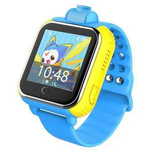 Reloj Celular Android Localizador Gps Cámara Para Niños