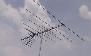 Antena Triton de 25 Elementos