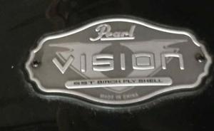 BATERIA PEARL VISION BIRCH