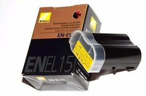Bateria Original Nikon En El15 Para Camaras D610, D800 D