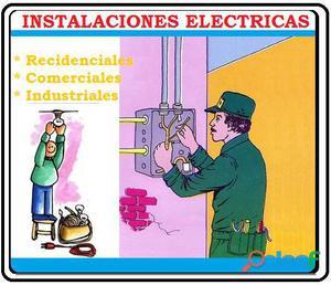 Electricista Plomero industrial