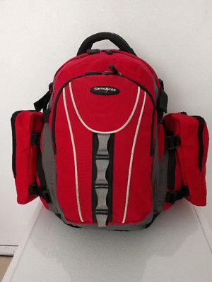 Mochila Samsonite Laptop Backpack Roja