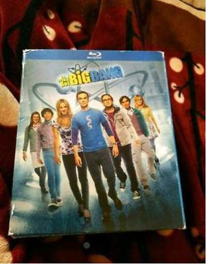Paquete de The Big Bang Theory