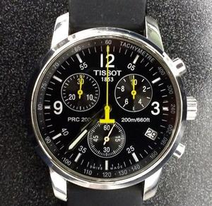 Reloj Elegante y Deportivo Tissot PRC200