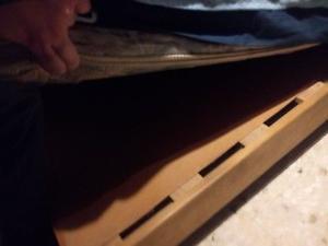 base para cama matrimonial madera
