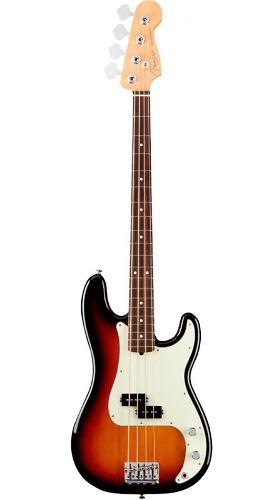Bajo Fender American Professional Precision Bass Hecho En Us
