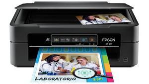 Impresora Multifuncional Epson Xp-231 Wifi