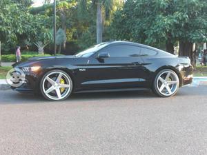 Mustang GT cambio