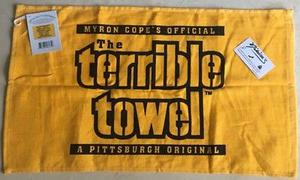 Terrible Towel Toalla Terrible Pittsburgh Steelers Acereros