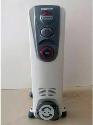 Calentador eléctrico de aceite Delonghi