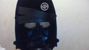 Mascara de star wars con sonido