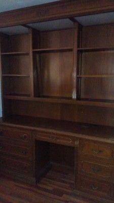 Venta de Mueble Grande de Caoba