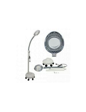 lámpara de led 5 dioptrias cuello de ganzo.