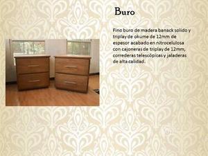 Buro - Anuncio publicado por Antonio