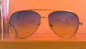 Gafas Emporio Armani azul dorado