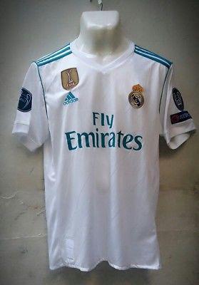 Jersey Real Madrid Local  Ronaldo #7